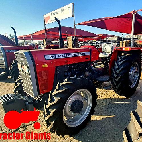Massey Ferguson 268 Xtra tractor