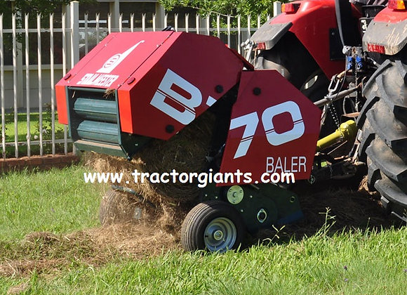 Mini Round Balers available at Tractor Giants!