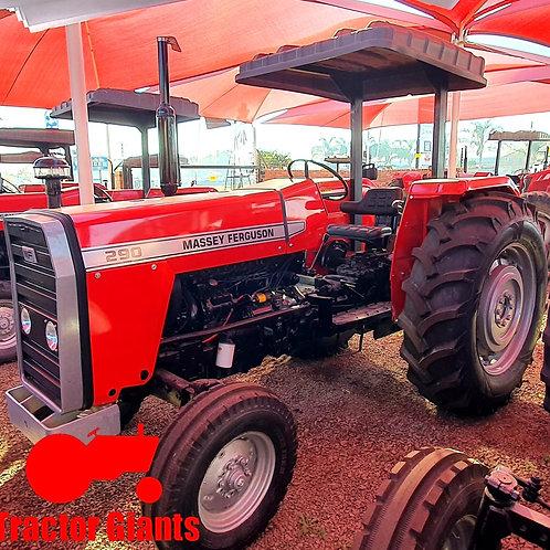 Massey Ferguson 390 tractor (1343)