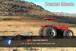 Massey Ferguson 460 tractor for sale - t