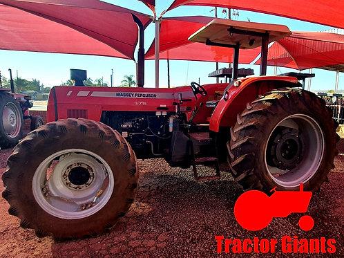Massey Ferguson 475 4wd tractor (1898)
