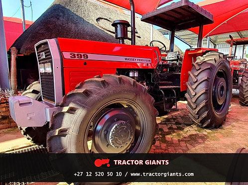 Massey Ferguson 399 tractor for sale