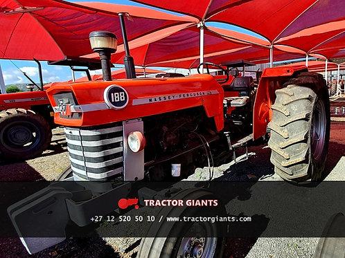 Massey Ferguson 188 tractor for sale (786)