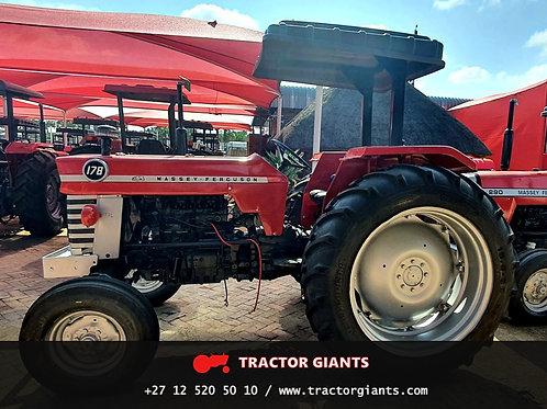 Massey Ferguson 178 tractor for sale