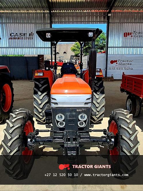 Kubota EK6060 4x4 tractor for sale - Tractor Giants