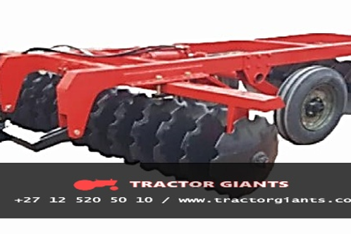 Disc Harrow Hydraulics for sale - Tractor Giants