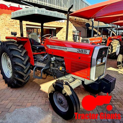 Massey Ferguson 385 tractor (1931)
