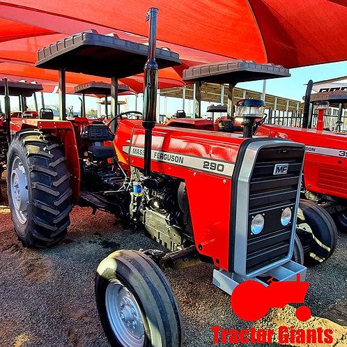Massey Ferguson 290 tractor (1021)