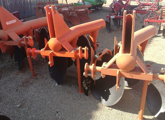 2 Disc Plough - (1064)