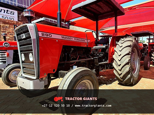 Massey Ferguson 290 tractor for sale (1041)