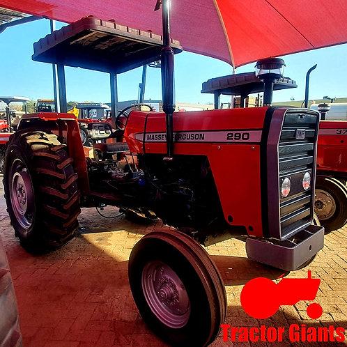 Massey Ferguson 290 tractor (1894)