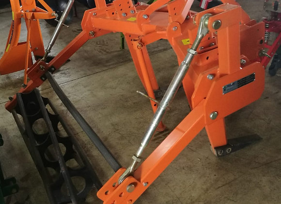 3 Tine Tiller Plus Roller - Heavy Duty