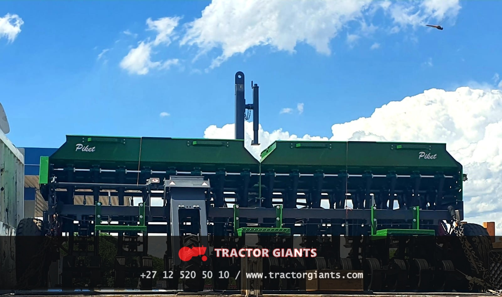 16 fine seed planter - tractor giants