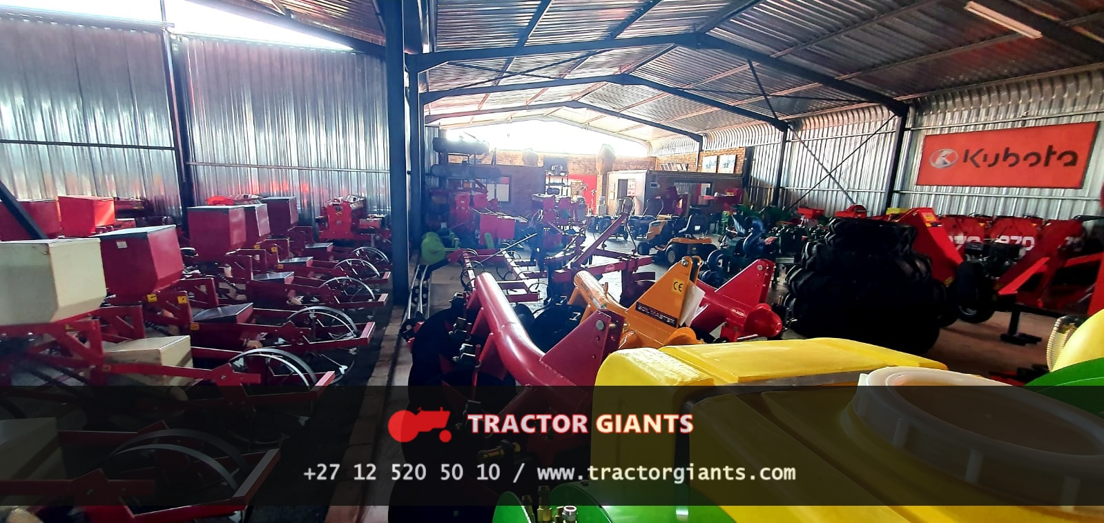 Farming Implements - Tractor Giants 1