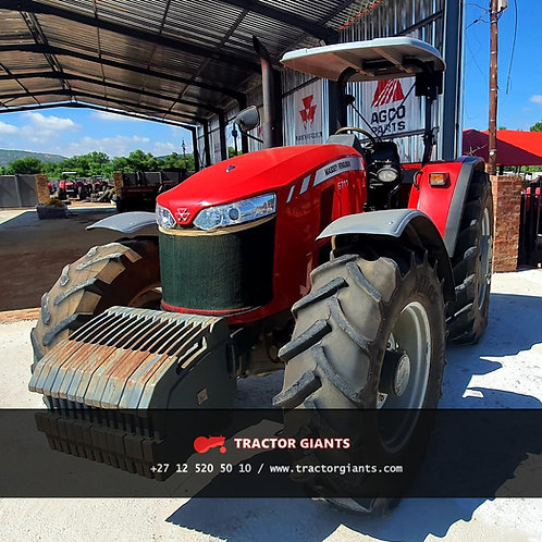 Massey Ferguson 6711 tractor for sale (1711)