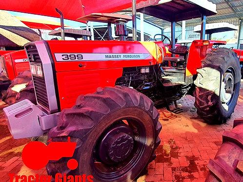 399 Massey Ferguson tractor