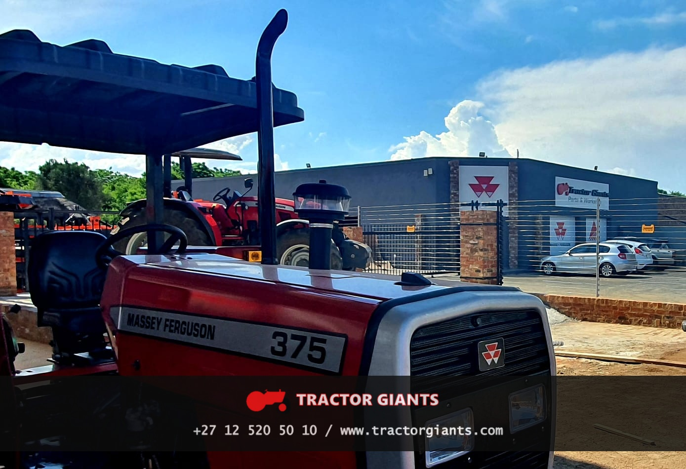 Used Tractors for sale - Tractor Giants