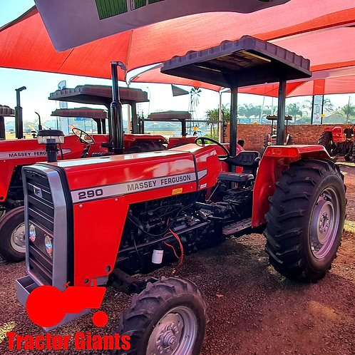 Massey Ferguson 290 tractor (945)