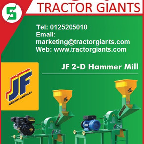 Hammermills at Tractor Giants!