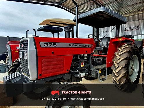 Massey Ferguson 375 tractor for sale - Tractor Giants