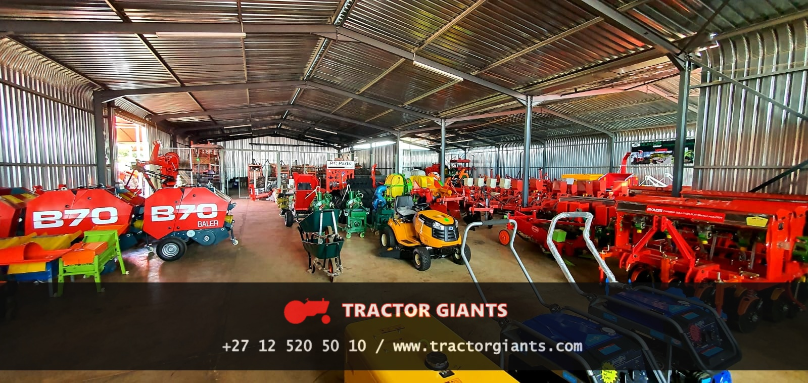Farming Implements - Tractor Giants 2