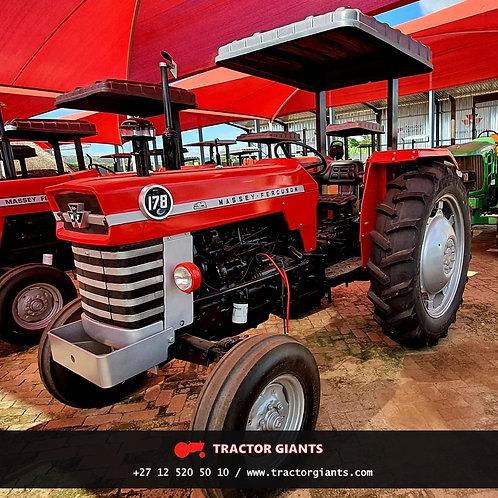 Massey Ferguson 178 tractor (1487)