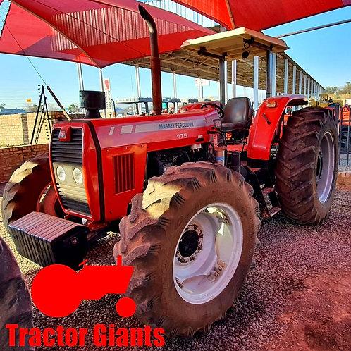 Massey Ferguson 475 tractor (1898)