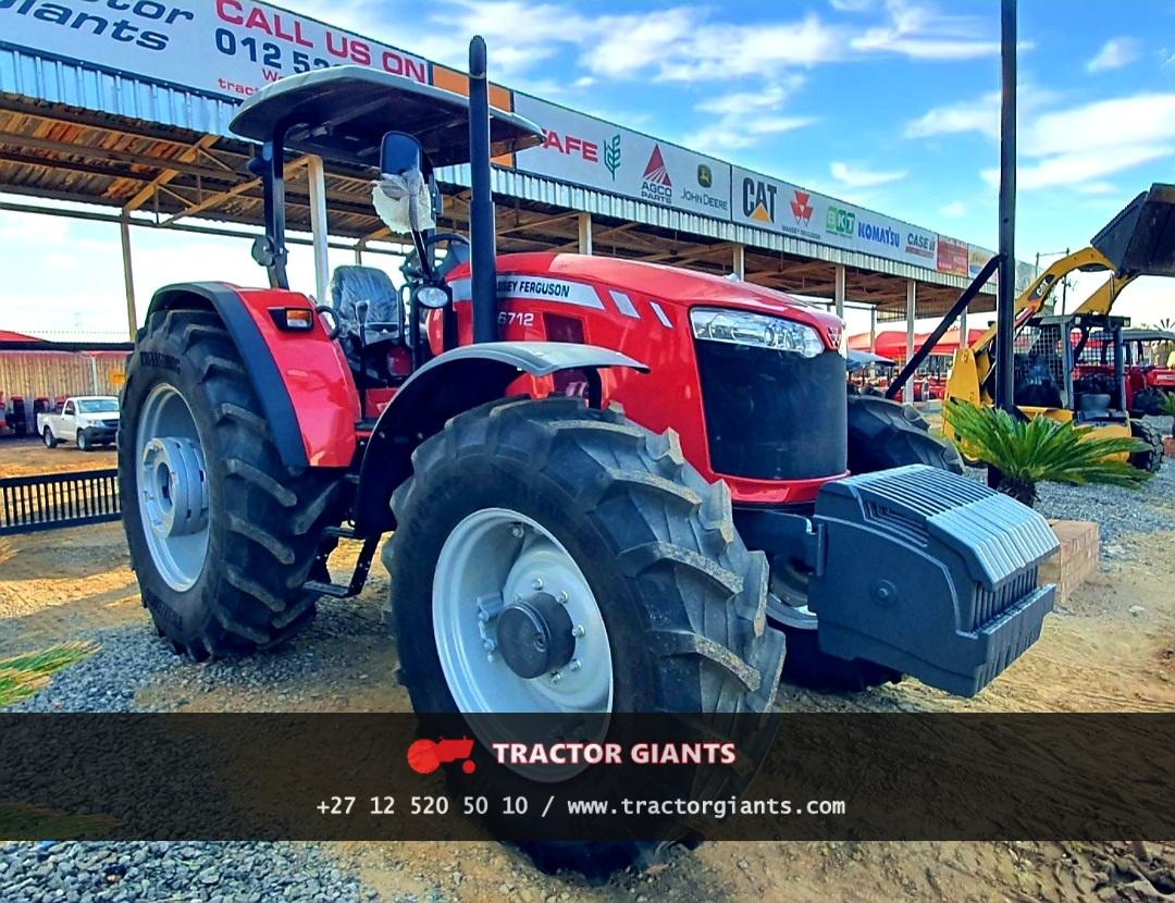 Massey FergusonTractors - Tractor Giants