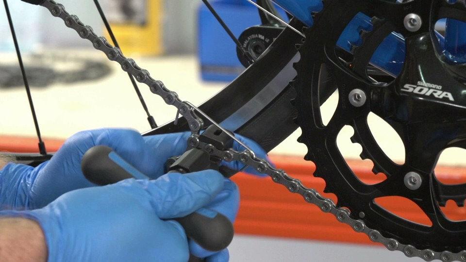 Chain Installation
