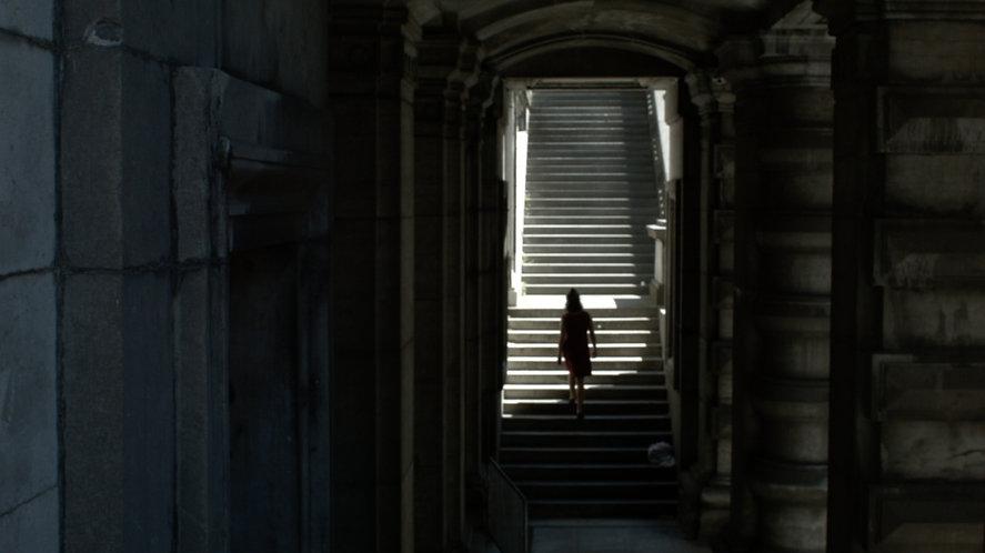 Le vent qui passe, experimentele fictie, kortfilm, Nina Eleonora Claes, KASK, Schoolf of Arts, dans