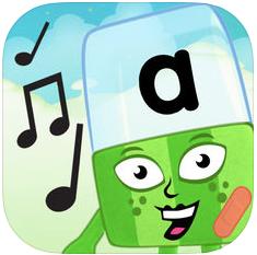App of the week - Alphablocks