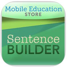 App of the Week - SentenceBuilder™ for iPad