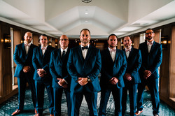Andrew & His Groomsmen