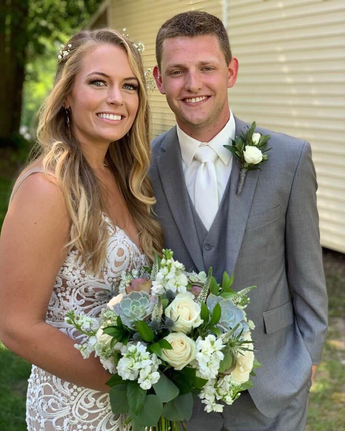 Congratulations to Jason & Erica