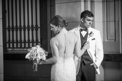 Union Station Bridal Shoot