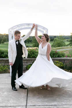 Congratulations James & Alyssa!