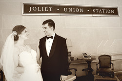 Union Station Bridal Shoot