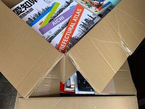 愛知県長久手市で本と雑誌とゲームの出張買取です。