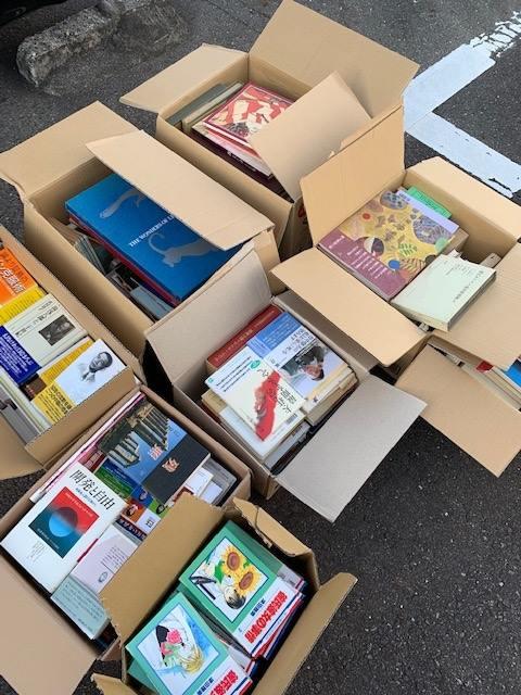 日進で本とCDの買取