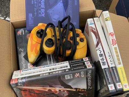 愛知県高浜市でゲームとCDの買取です。