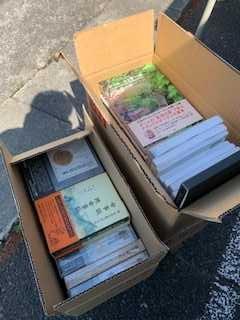 尾張旭市で本の買い取りです。