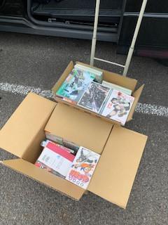 豊橋市での漫画コミックの買取です。