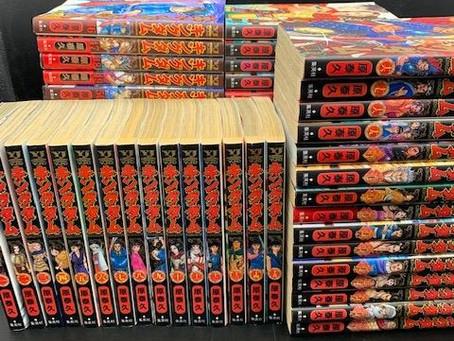 愛知県名古屋市と小牧市で漫画の出張買取です。