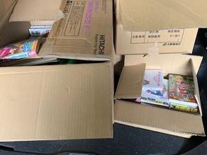 岐阜県土岐市で漫画本と写真集とプラモデルの買取です。