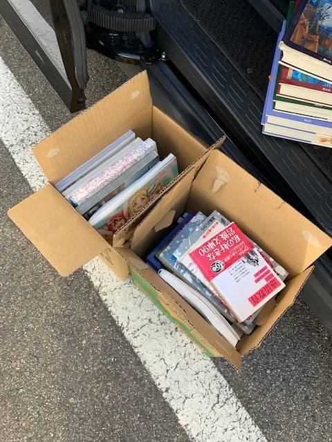 春日井市の漫画本を買取