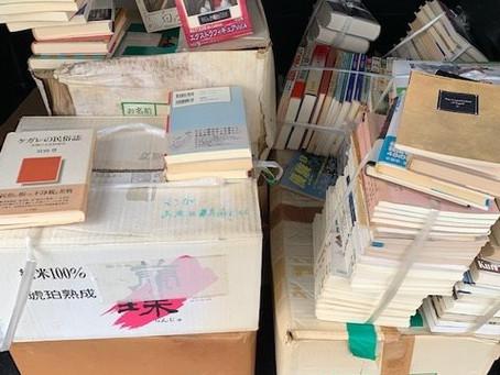 一宮市で単行本とフィギュアとゲームの無料引き取りです。