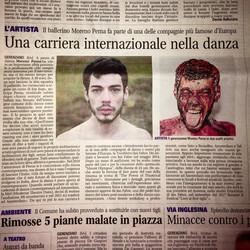 Italian article