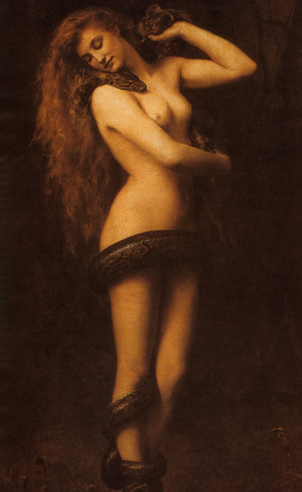 """""""Lilith is Alive - empowering the feminine"""""""