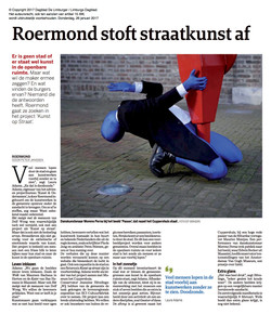 Kunst op Straat, Roermond