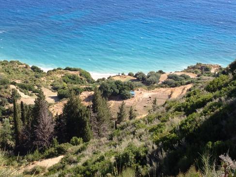 Lephci beach